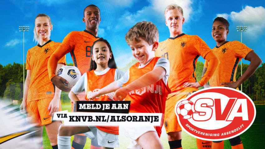 SVA organiseert uniek Oranjefestival!
