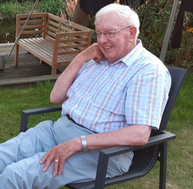 In memoriam: Joop van Amerongen