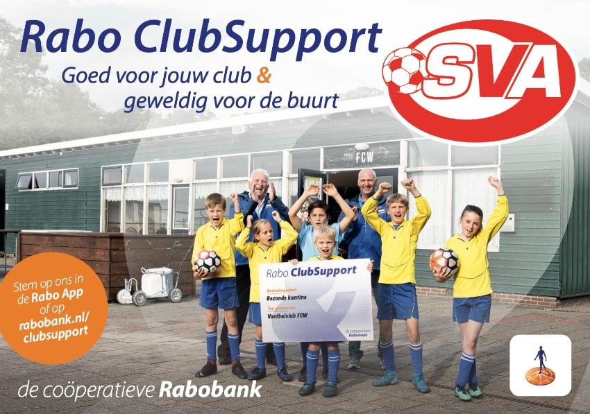 Rabo Clubsupport gaat weer van start!